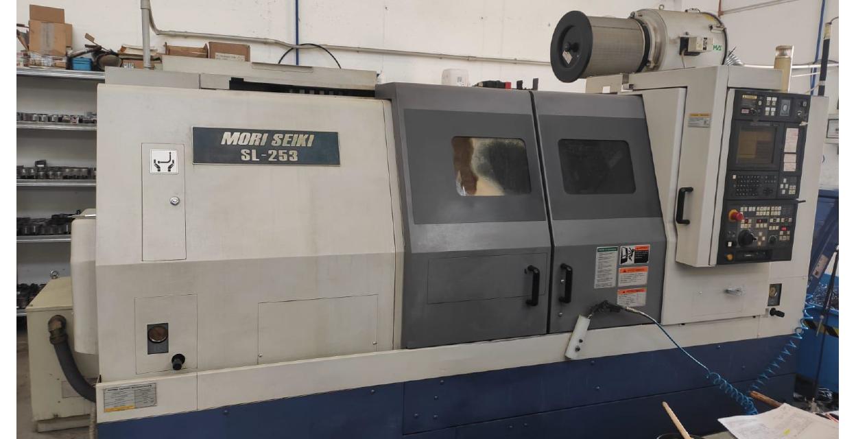 TORNIO MORI SEIKI SL-253 BMC/1000